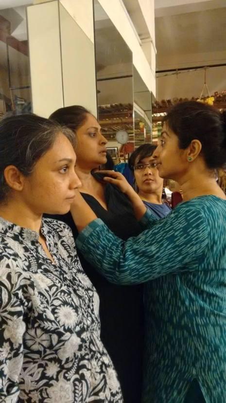 Rehearsals at Ranan, April 2016. Image: Vikram Iyengar