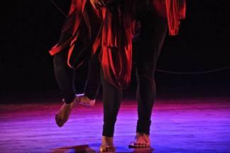'Shunya Se', Lebanon tour, India. January 2016. Image: Anubha Fatehpuria