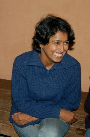 Ruchira Das, former Ranan member, part of Ranan's first arts management exercise